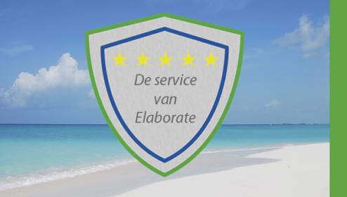 Service certificaat